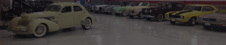 Dayton Auto and Memorabilia Museum | 1969 Rolls-Royce SS MPW Drop